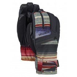MAN SNOWBOARD BURTON UNDER GLOVE GORE - TEX SINOLA /TRUE BLACK