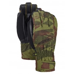 MAN SNOWBOARD BURTON PROFILE UNDER GLOVE BRUSH CAMO