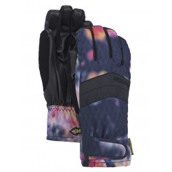 WOMAN SNOWBOARD BURTON PROSPECT UNDER GLOVE PRISM FLORAL/TRUE BLACK
