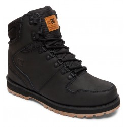 MAN DC BOOTS PEARY BLACK/GUM