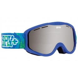 MASCHERINA JUNIOR SNOWBOARD SPY CADET POLAR PARTY/SILVER MIRROR