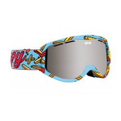 JUNIOR SPY CADET PIZZA V. FRENCH FRYES/PERSIMMON SNOW GOGGLE