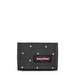 PORTAFOGLIO EASTPAK CREW SINGLE WHITE CROSSES EK37190P