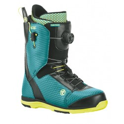MAN SNOWBOARD FLOW TRACER H-LOCK COIL TEAL