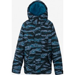 GIACCA SNOWBOARD JUNIOR BURTON BOYS FRAY JACKET MOUNTAINEER BEAST