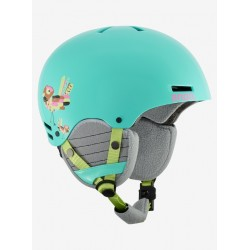 CASCO SNOWBOARD JUNIOR ANON RIME BIRDIE BLUE