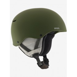 MAN HELMET ANON ENDURE GREEN