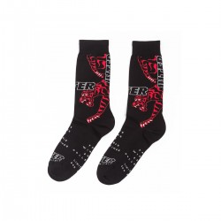CALZA UOMO IUTER NEPAL SOCKS RED