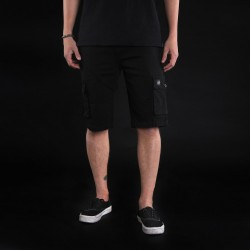 MAN DOLLY NOIRE BERMUDA BLACK