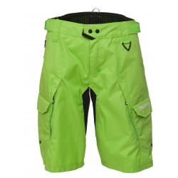 MAN ZIMTSTERN BIKE SHORTS TARGAZ LIME