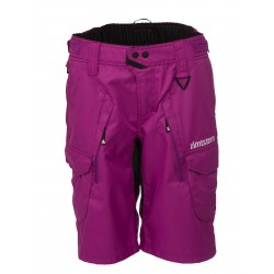 WOMAN ZIMTSTERN LOFZZ BIKE SHORTS FUCHSIA