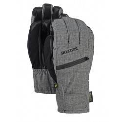 MAN SNOWBOARD GLOVE BURTON GORE-TEX UNDER GLOVE BOG HEATHER