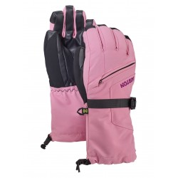 GIRL SNOWBOARD GLOVE BURTON YOUTH VENT GLOVE SEA PINK